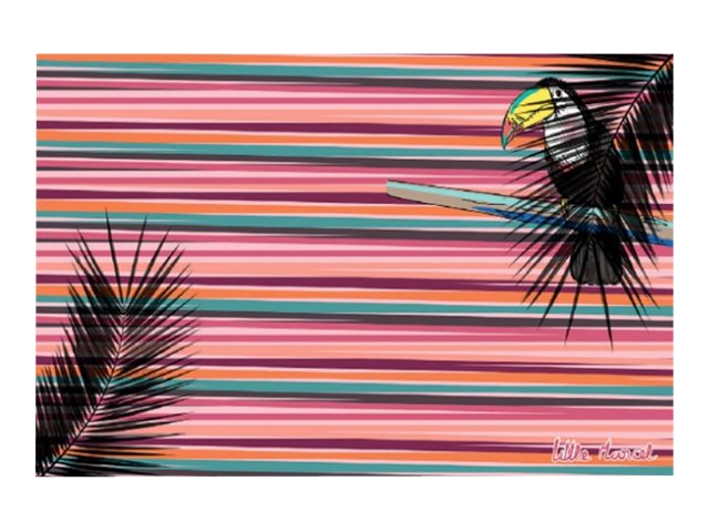 Little Marcel - Sous-main toucan - Clairefontaine